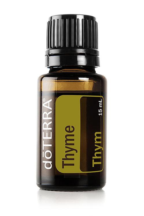Thym  Thymus vulgaris