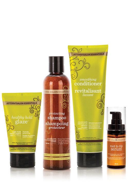 Système de soins pour les cheveux Salon Essentials®