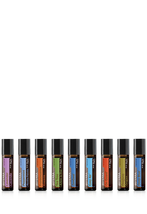 Collection dōTERRA Touch®