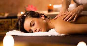 Massage 90 minutes.   Amos