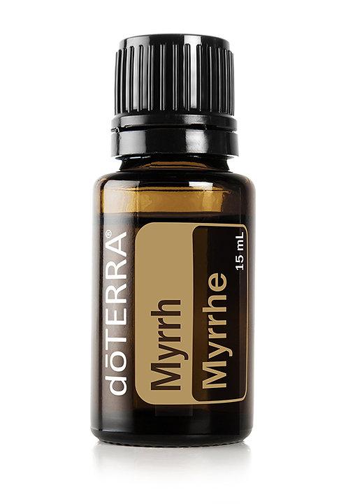 Myrrhe (PSN) Commiphora myrrha