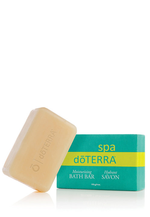 Savon de bain hydratant dōTERRA® SPA