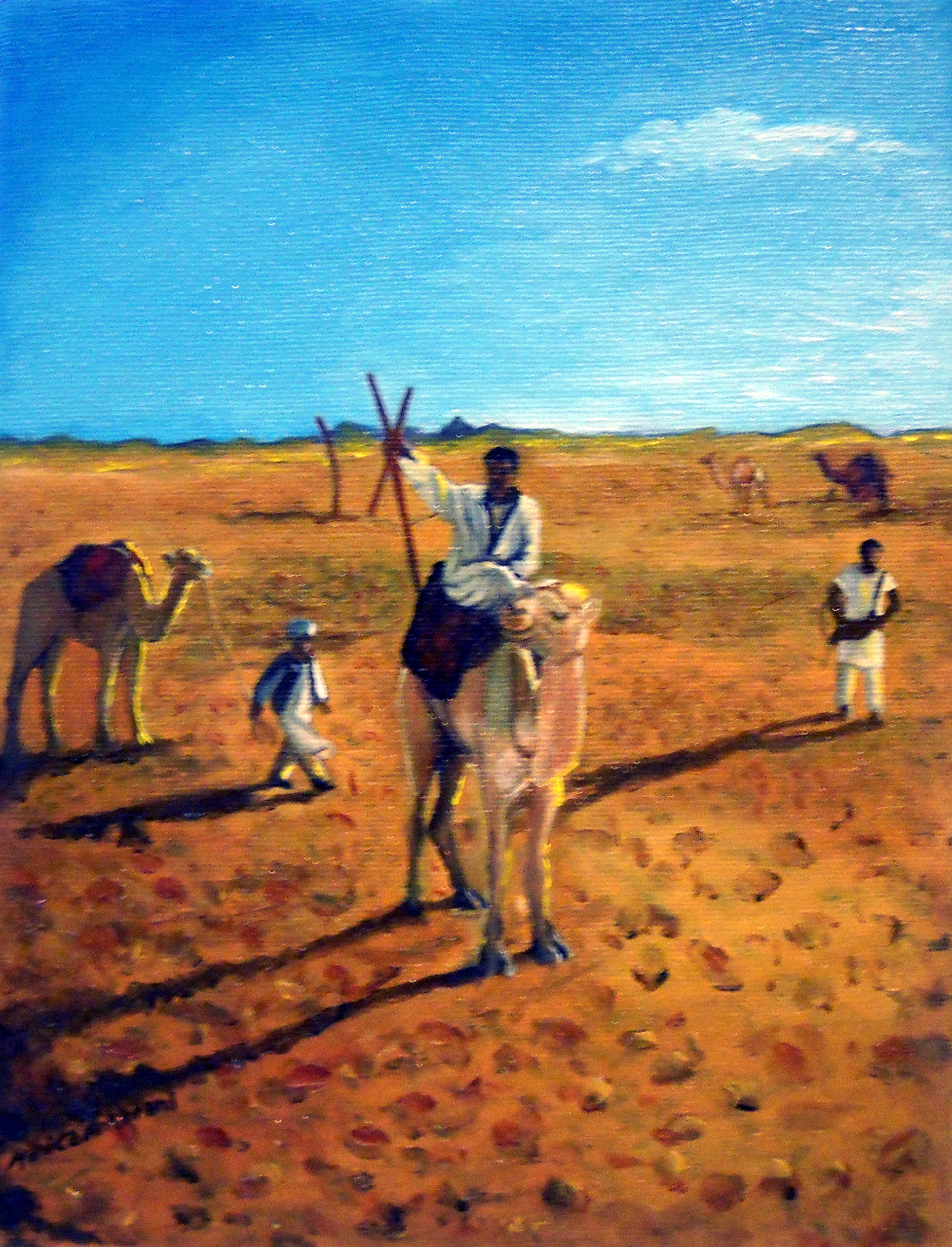 Nel Deserto