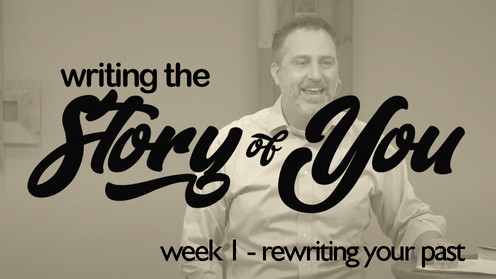 Writing the Story of You - Sermon Series