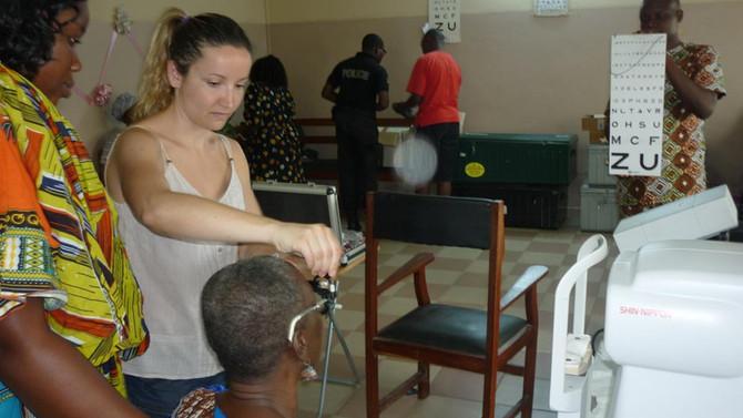 SUPERBE MISSION AU BENIN