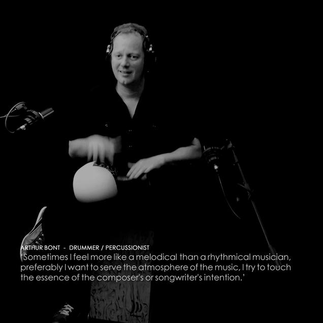 Arthur Bont | percussion