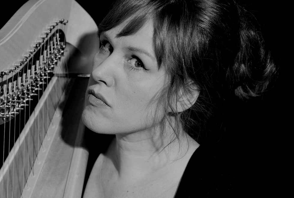 Anne Vanschothorst © (harp and soul production house)