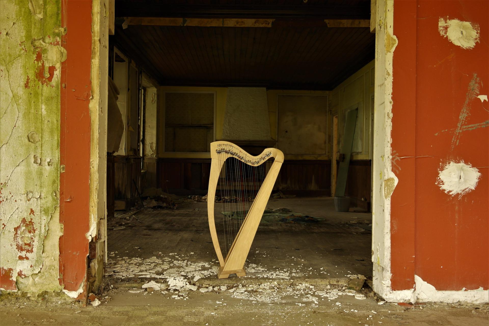 BRETAGNE © (harp and soul production house)