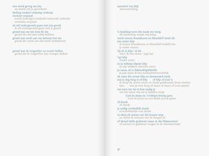 voorbeeld gedicht