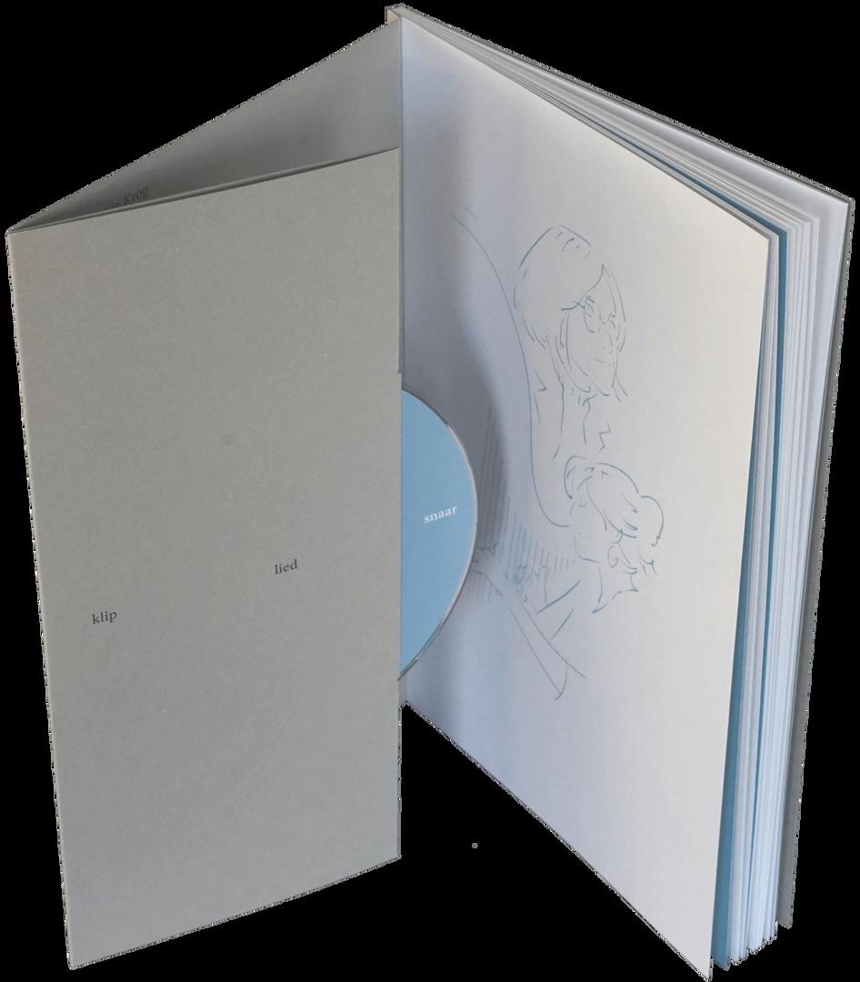 boek en cd