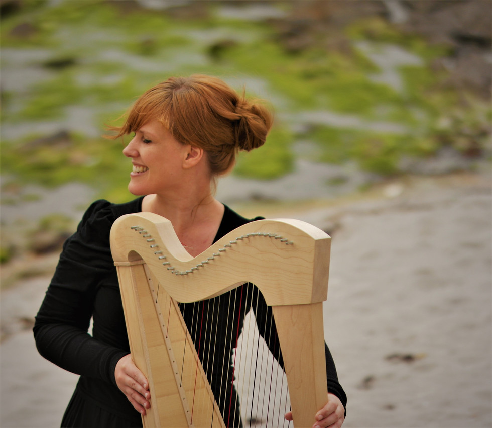 BRETAGNE © (harp and soul production house)