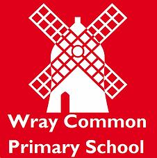 Wray Common Primary School logo.webp