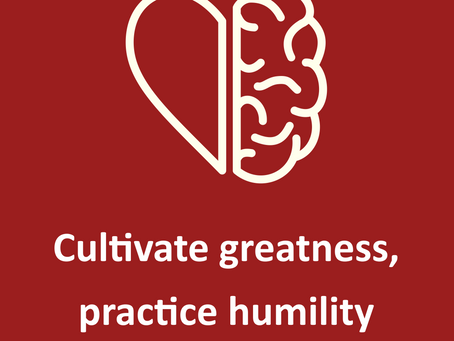 8 Days of Core Values: Day 5