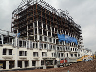Tansley Apartment framework.JPG