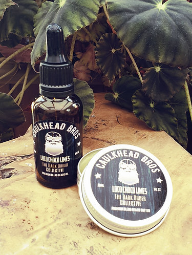 Loco Choco Limes Beard Oil & Butter Combo