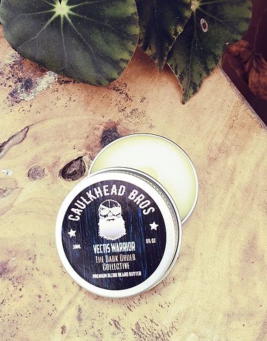 Vectis Warrior Beard Butter
