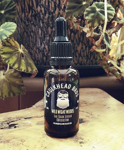 Wild Wight Woods Beard Oil