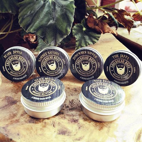 Classic range Beard Butter Sample Pack