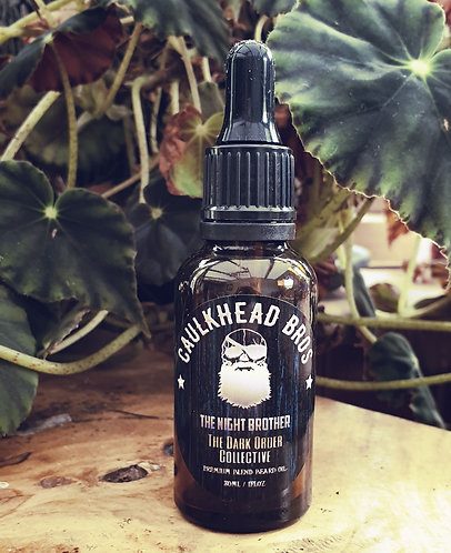 The Night Brother Beard Oil