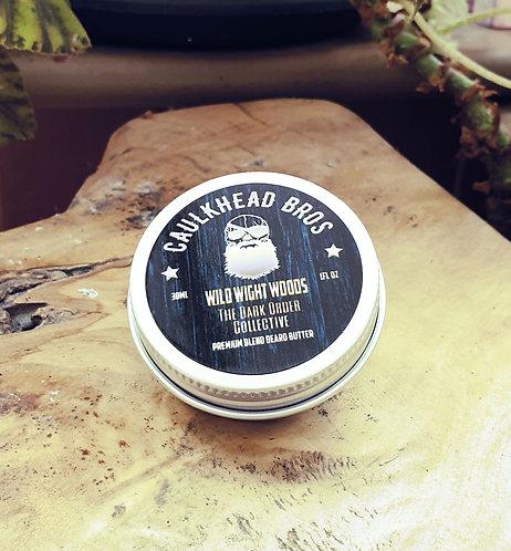 Wild Wight Woods Beard Butter