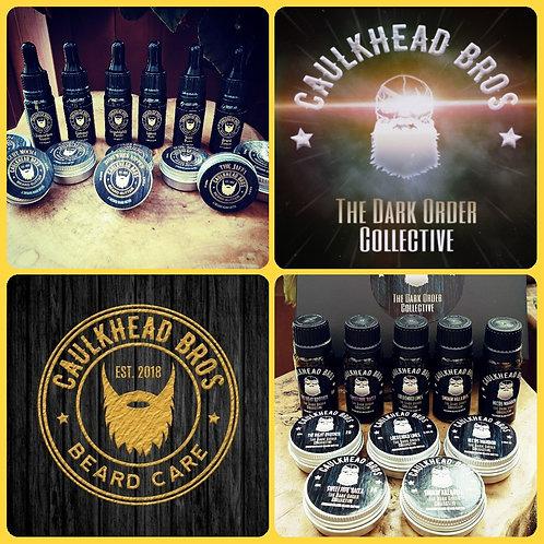 The Ultimate Beard Care Sample Set