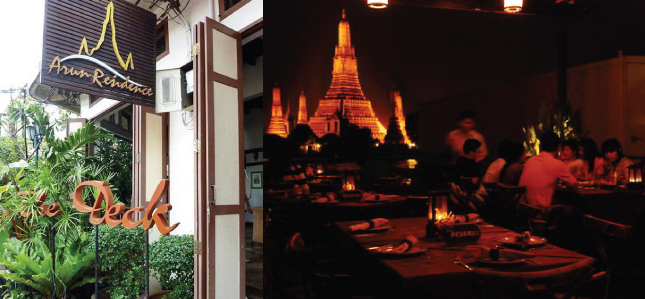 The Deck (Chao Phraya River View)