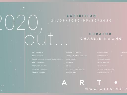 """2020, but..."" , Virtual Exhibition"