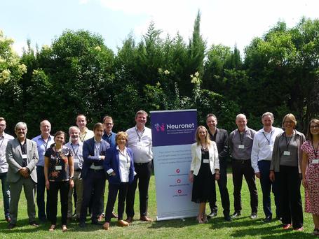 Collaboration kick-starts at NEURONET first Scientific Coordination Board