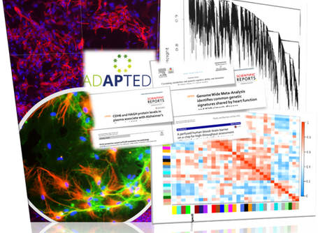 Cells, data and publications - the legacy of ADAPTED