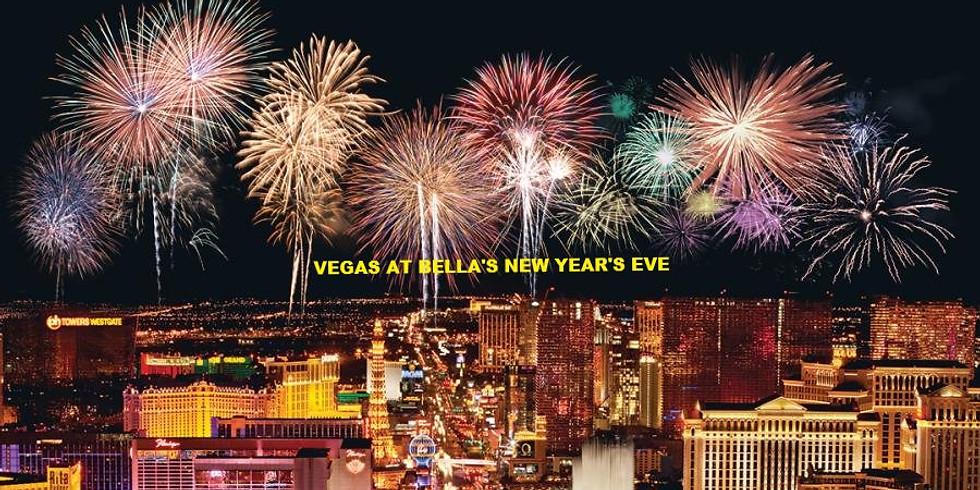 Bella's New Year's Eve Celebration... Vegas Style!