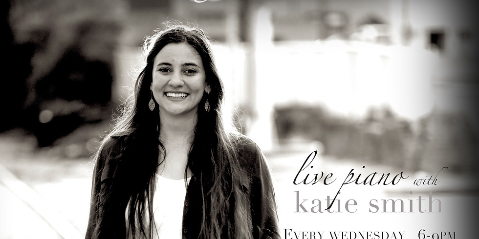 Katie Live every Wednesday's at the Piano Bar.