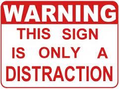 distraction image