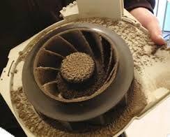 Ventilatiesysteem reinigen