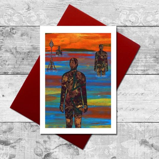 Crosby men, Liverpool - tina leahey designs