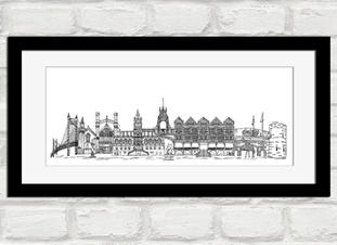 Chester skyline