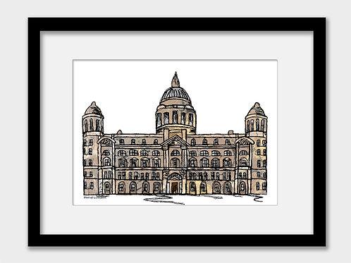 Port of Liverpool Print
