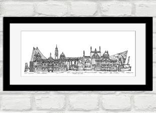 Hull skyline