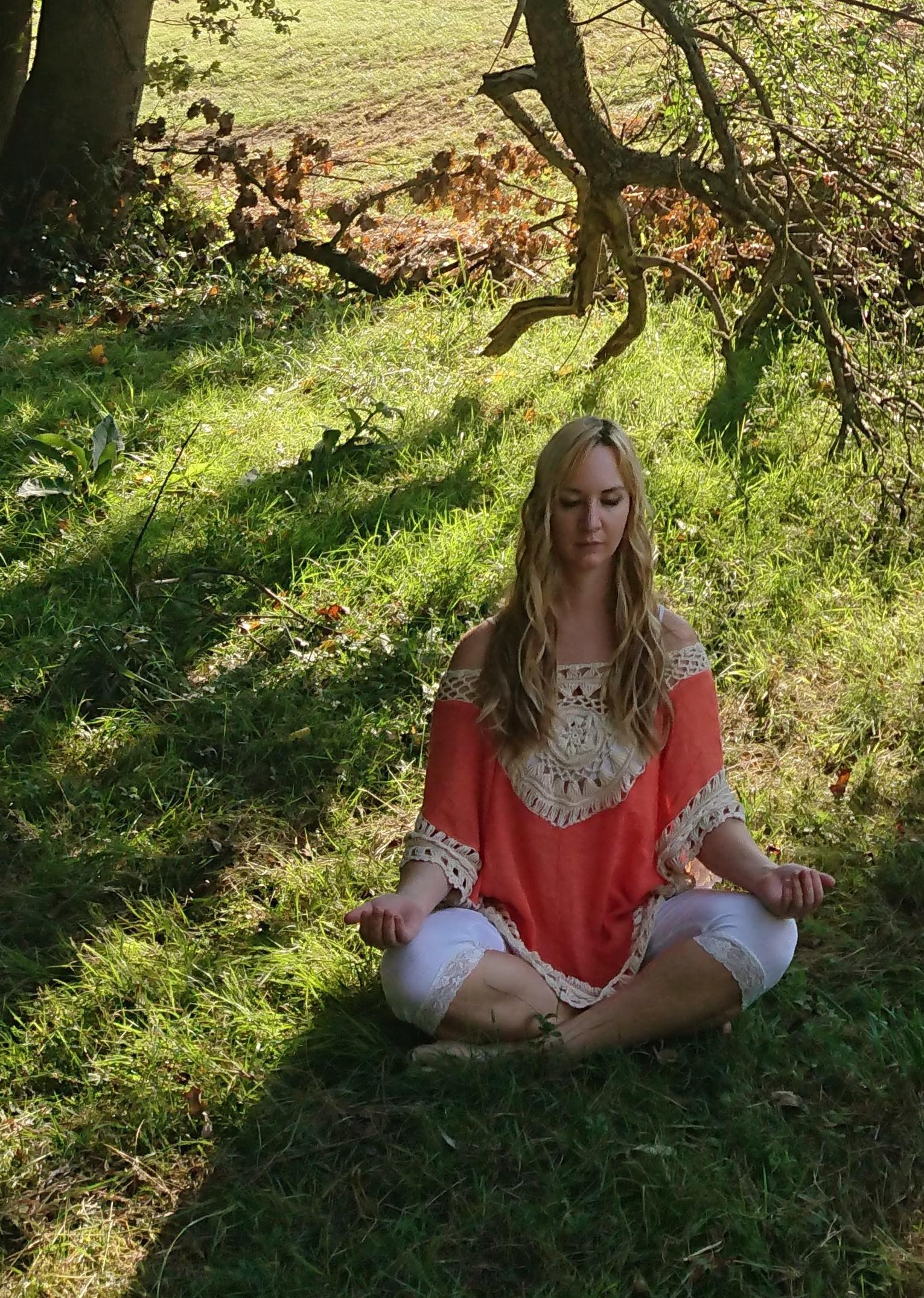 Meditation Auszeit