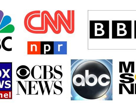 6 Corporations control majority of media!