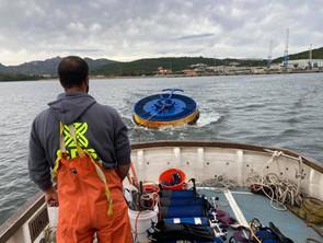 Job done...!!! Grazie ai nostri ragazzi!!! Professionisti del mare..!!!
