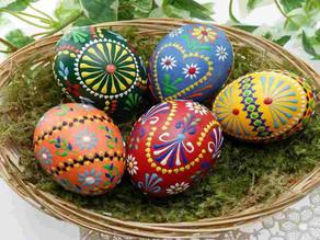 I Nostri Migliori Auguri di Buona Pasqua a Tutti!!!!!!!!