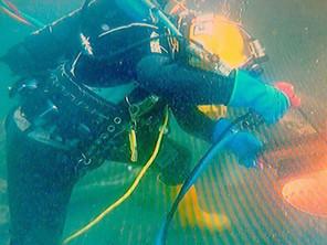 Topside & Underwater Burning - Taglio Ultratermico