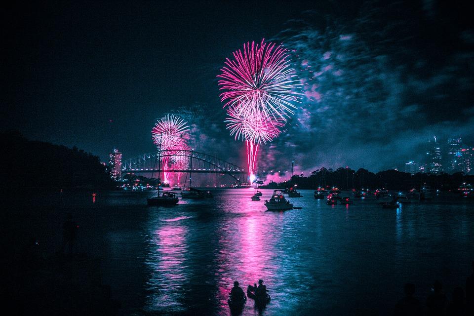 Ano novo nos Estados Unidos