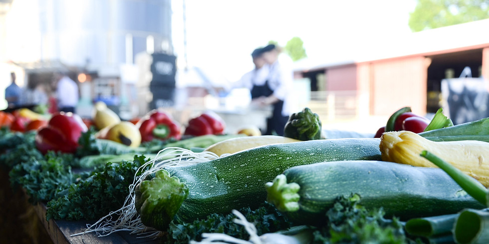 Finding Nutrition in a Seasonal Garden