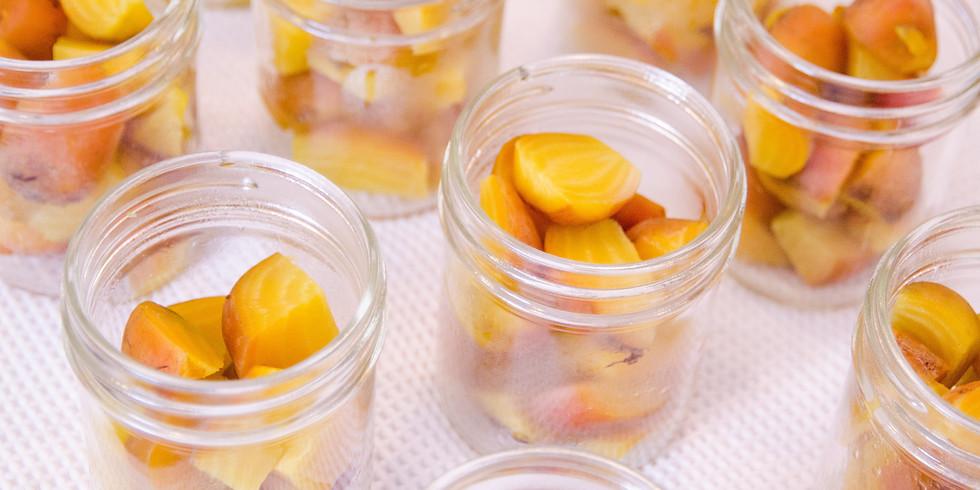 Canning Vinegar Pickles