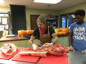Hog Butchery 101 Workshop