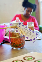 Mason Jar Soup Mixes Workshop