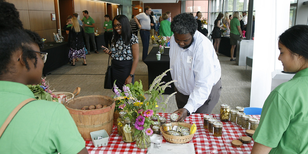 Grow With Us Gala 2019: An Afternoon of Culinary Adventure