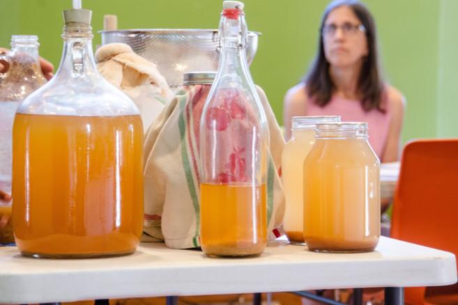 Herbal Medicine Cabinet III: Fruit and herbal vinegars