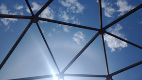 An Update on the City Sprouts Geodesic Dome Greenhouse